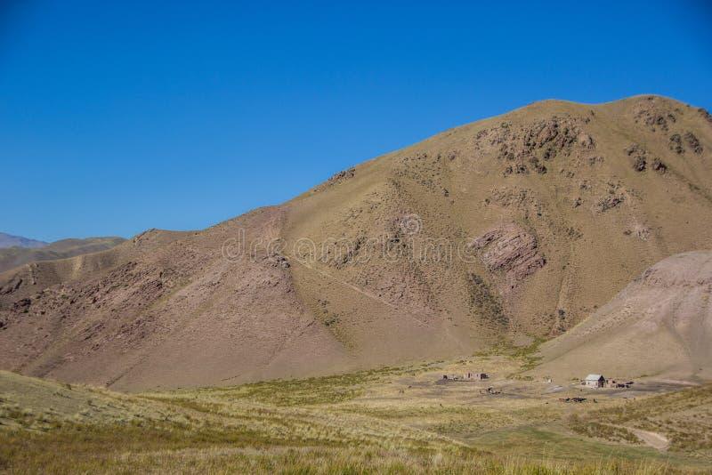 Montañas de Kol de la canción fotografía de archivo