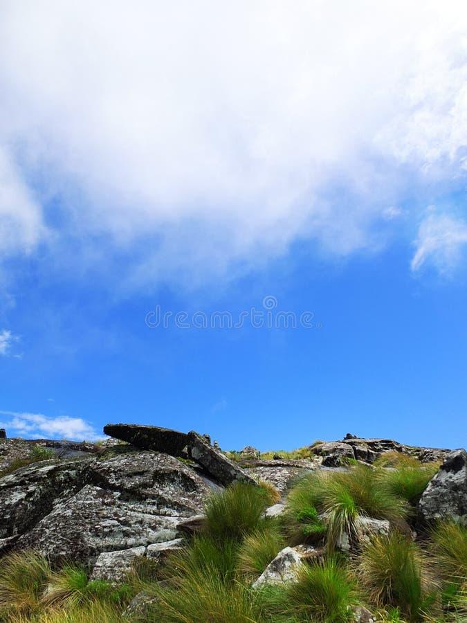 Montañas de Nyanga foto de archivo