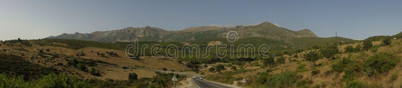 Montañas de Rif fotos de archivo libres de regalías