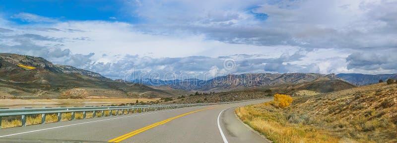 Montañas de San Juan en Colorado foto de archivo