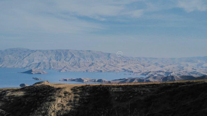 Montañas de Tadzhikistan imagenes de archivo