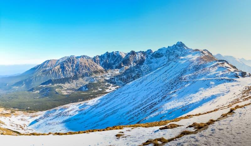 Montañas de Tatra, Polonia fotos de archivo