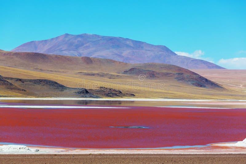 Montañas en Bolivia fotos de archivo