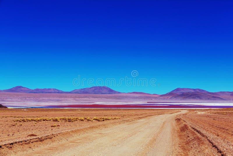 Montañas en Bolivia fotografía de archivo libre de regalías