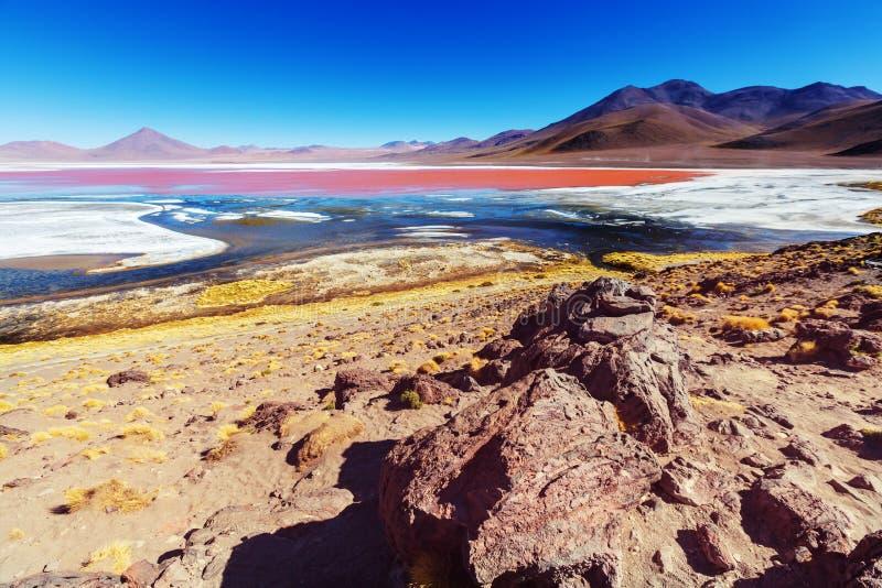 Montañas en Bolivia imágenes de archivo libres de regalías