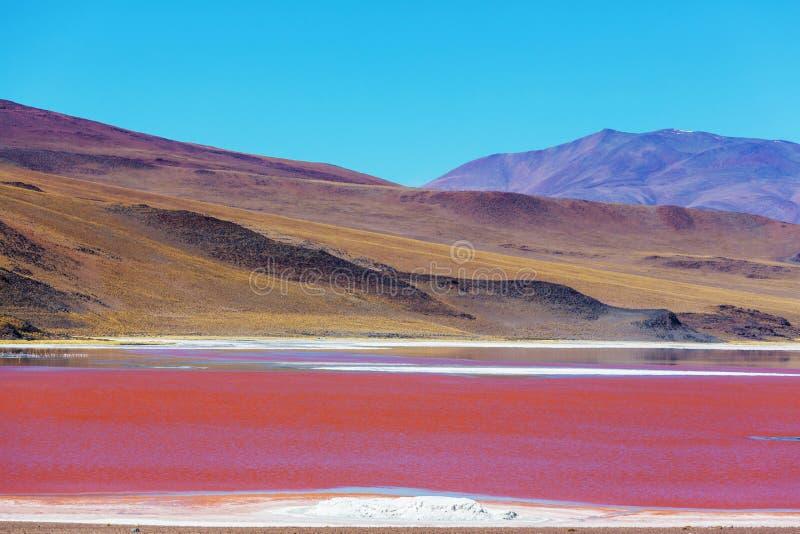 Montañas en Bolivia imagenes de archivo