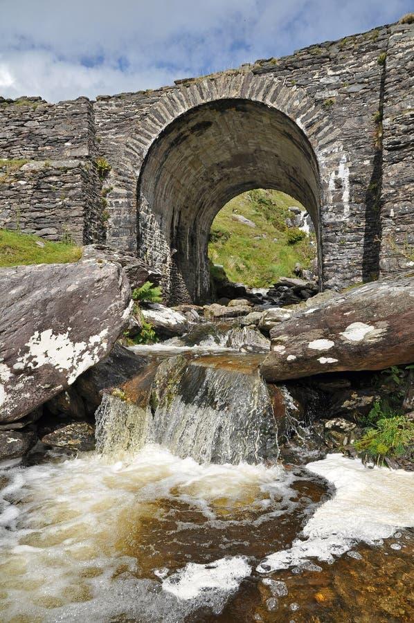 Montañas en Kerry Irlanda imagen de archivo