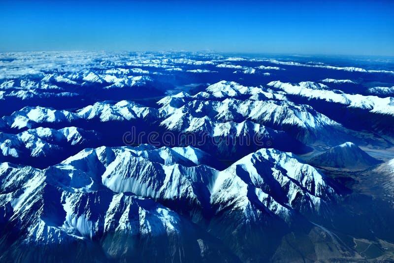 Montañas meridionales imagenes de archivo