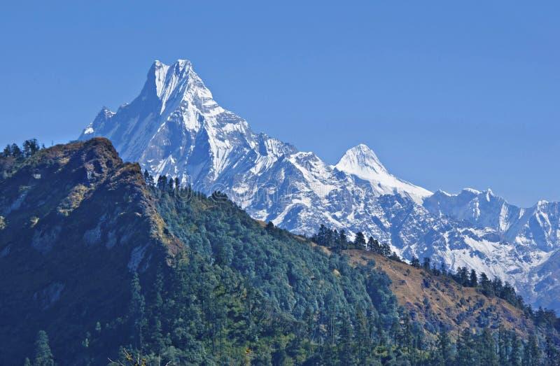 Montañas Nevado. fotos de archivo libres de regalías