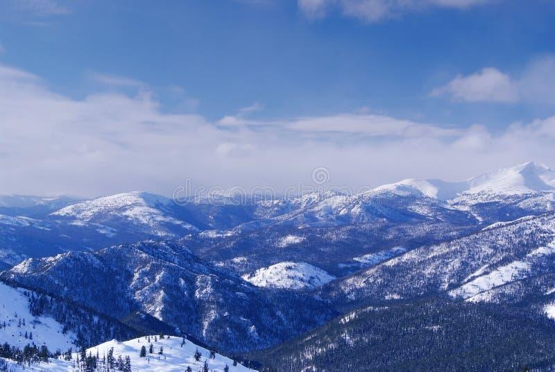Montañas occidentales de Sayan. fotos de archivo libres de regalías