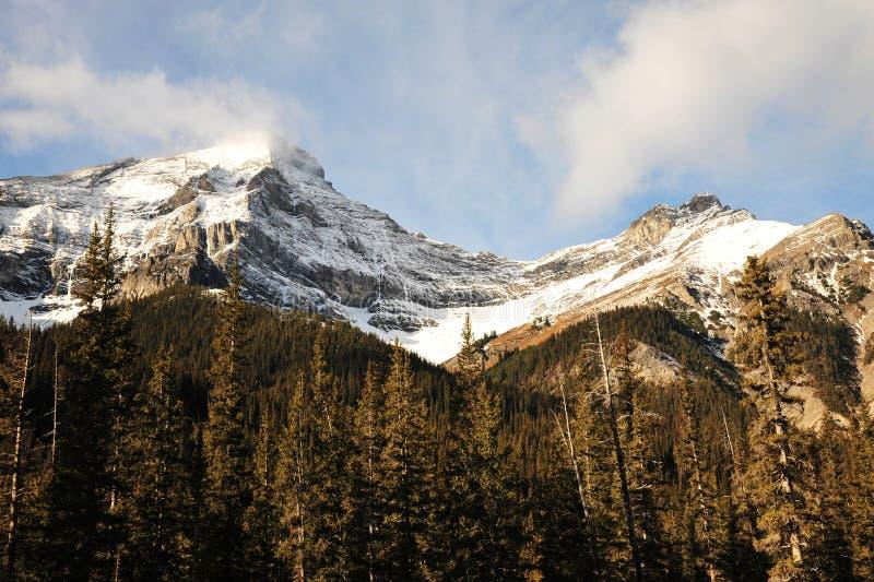 Download Montañas Y Bosques De La Nieve Foto de archivo - Imagen de helado, montaña: 7282340