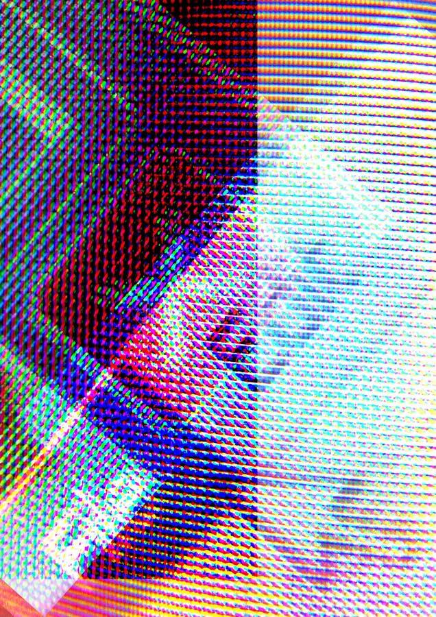 montaż komputerowy zdjęcia stock
