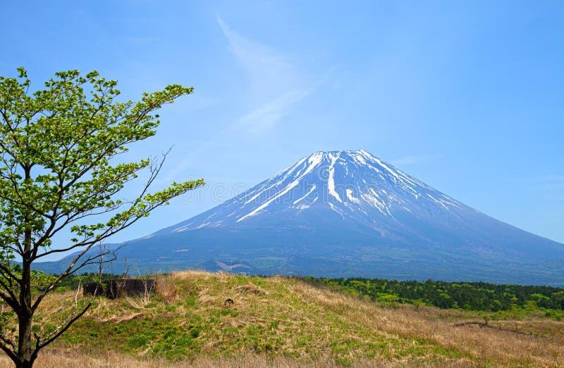 Montagem Fuji foto de stock