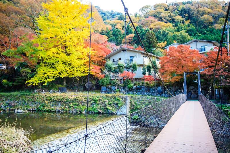 Montagem Hiei fotografia de stock