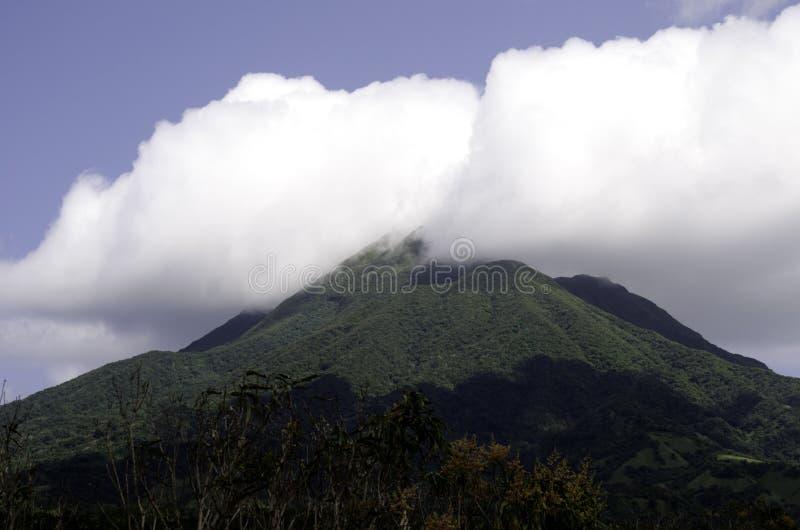 Montagem Iraya Volcano Batanes Philippines imagem de stock royalty free