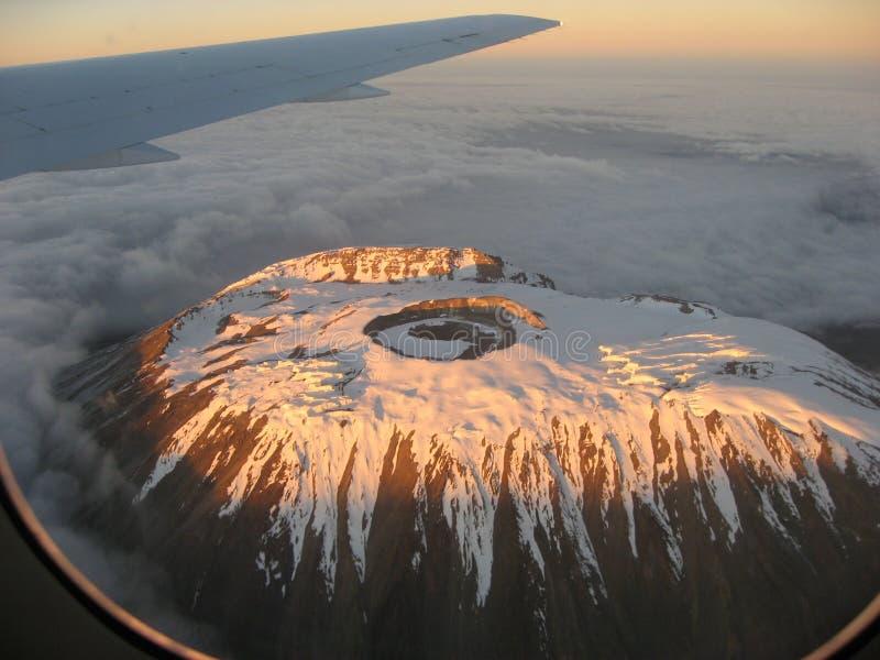 Montagem Kilimanjaro fotografia de stock royalty free