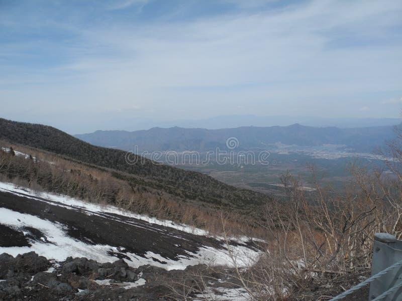 Montaggi nel Giappone fotografie stock libere da diritti