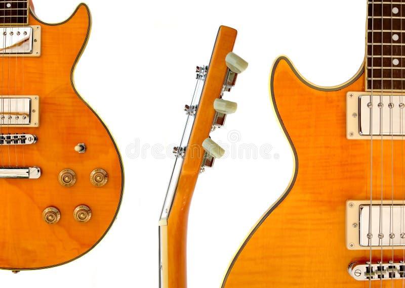 Download Montaggio Della Chitarra Elettrica Fotografia Stock - Immagine di guitar, volume: 219110