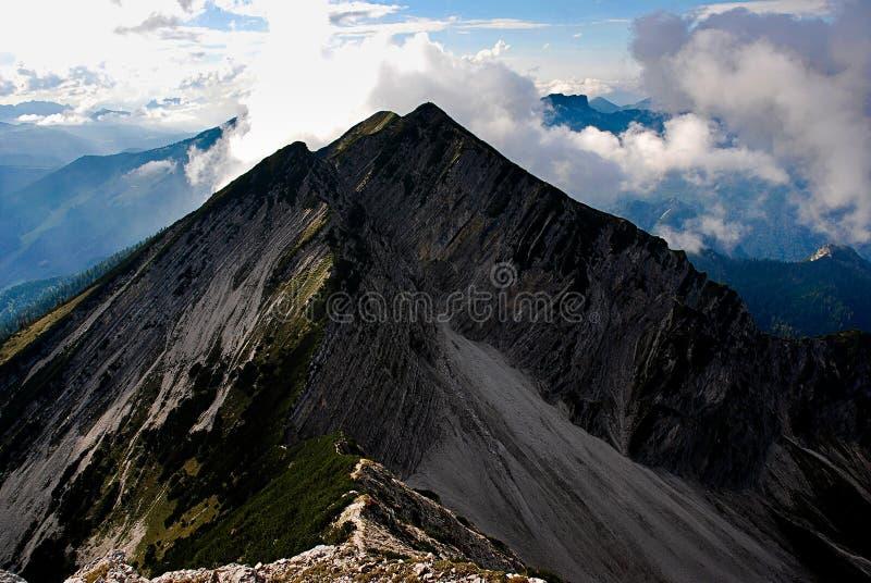 montagna fotografia stock libera da diritti