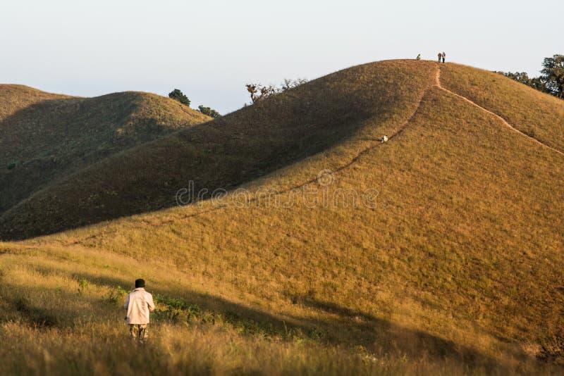 Montagna affascinante di Monchong immagine stock libera da diritti