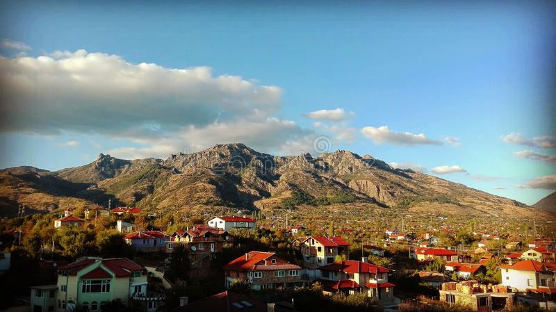 Montagna Bulgaria fotografia stock