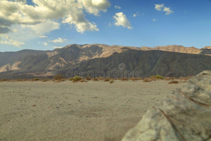 Montagna del deserto immagini stock