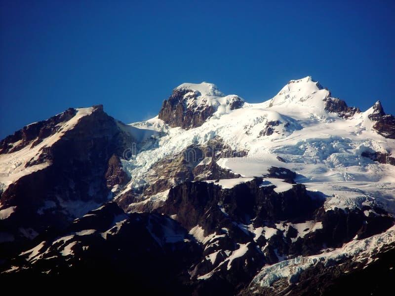 Montagna del ghiaccio fotografia stock libera da diritti