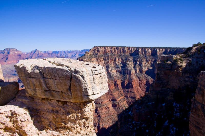 Montagna dell'Arizona del grande canyon immagini stock