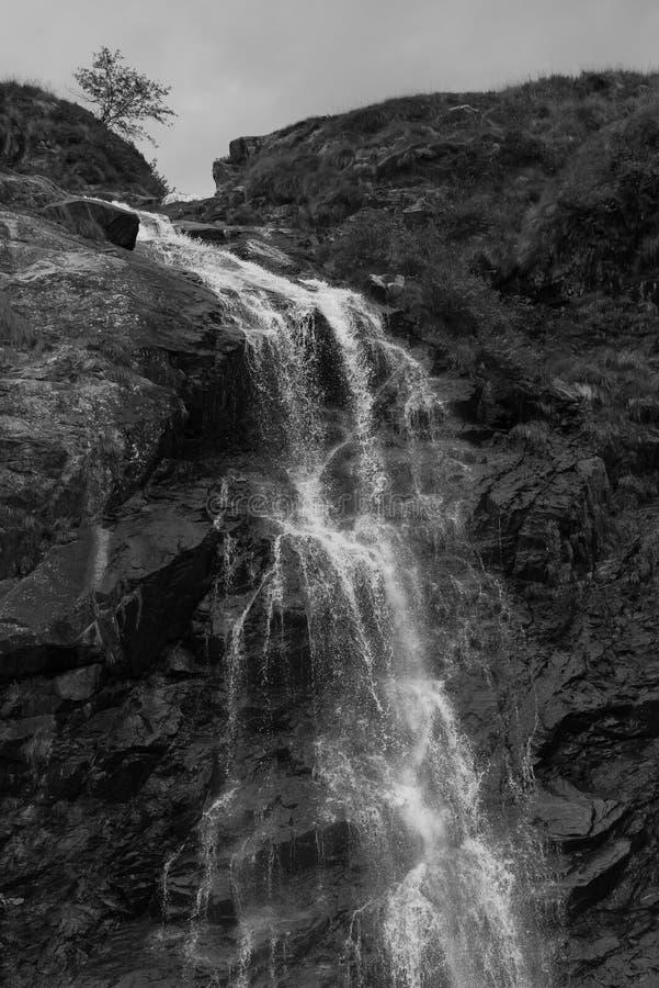 Download Montagna Dell'italiano Della Cascata Fotografia Stock - Immagine di cascata, particolari: 100332734