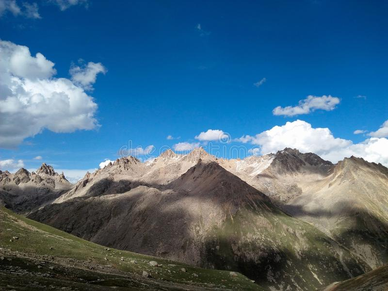 Montagna di Chola immagini stock libere da diritti