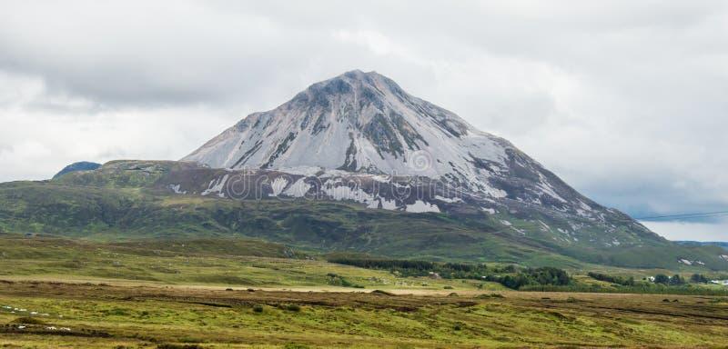 Montagna di Croagh Patrick immagine stock