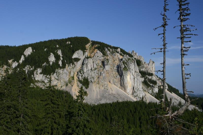 Montagna di Ecem fotografie stock libere da diritti