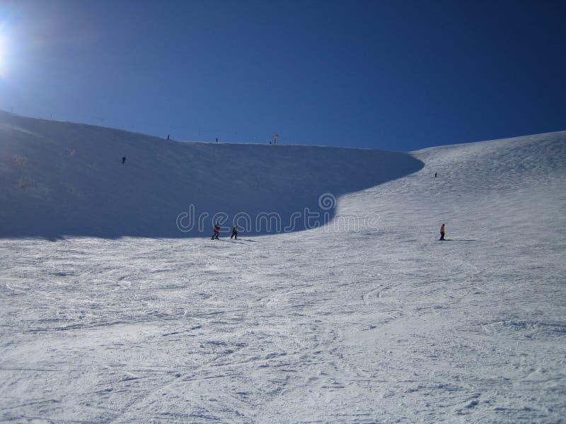 Download Montagna di inverno immagine stock. Immagine di alpi, ucraina - 7322849