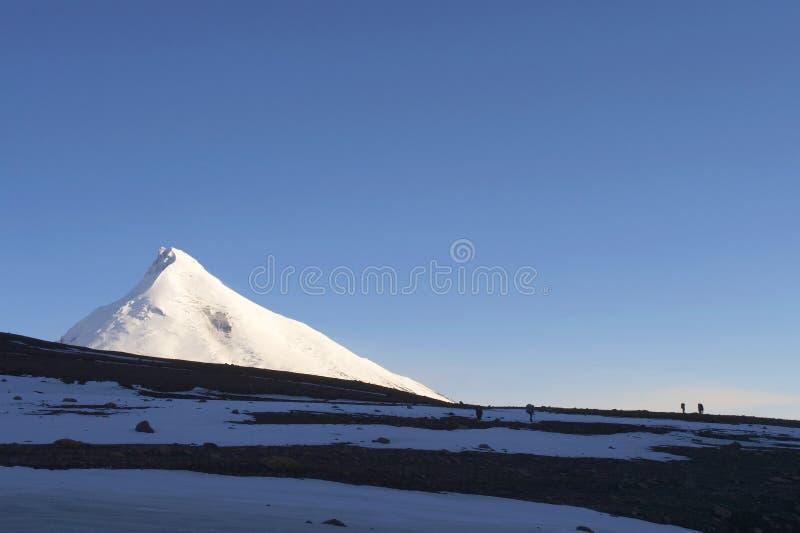 Download Montagna di Kamen immagine stock. Immagine di lifestyle - 3883197