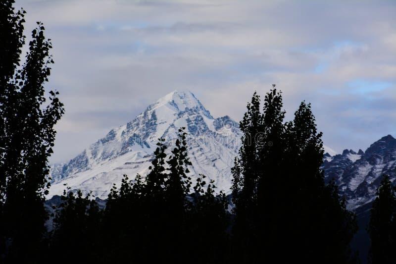 Montagna di Leh fotografie stock libere da diritti