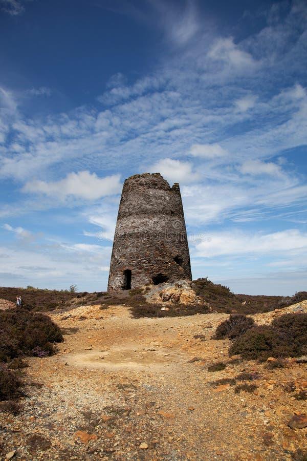 Montagna di Parys fotografia stock libera da diritti