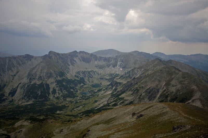 Montagna di Rila fotografia stock libera da diritti