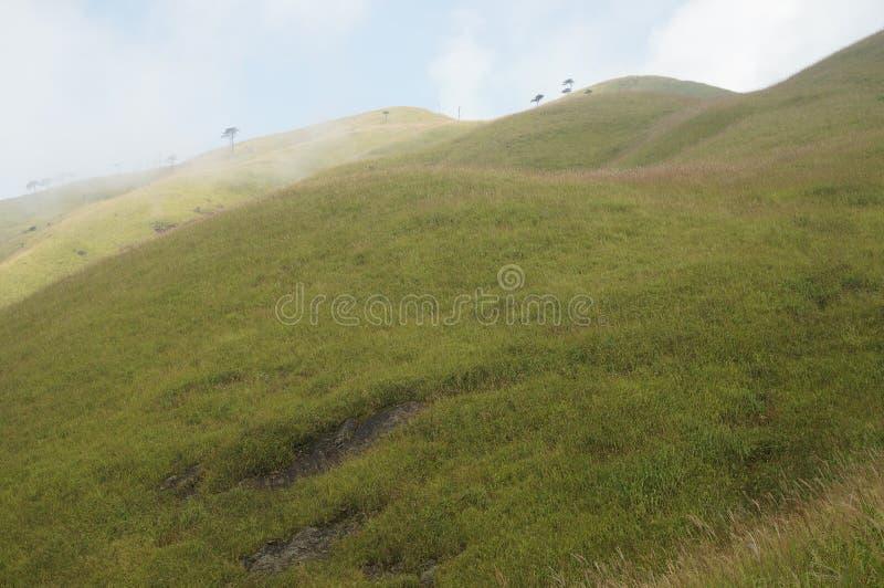 Montagna di Wugong fotografia stock libera da diritti