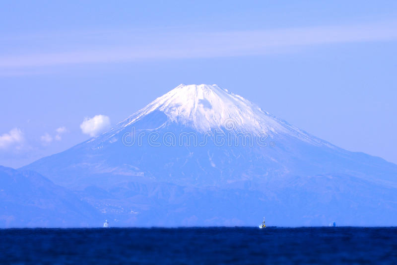 Montagna Fuji immagine stock libera da diritti