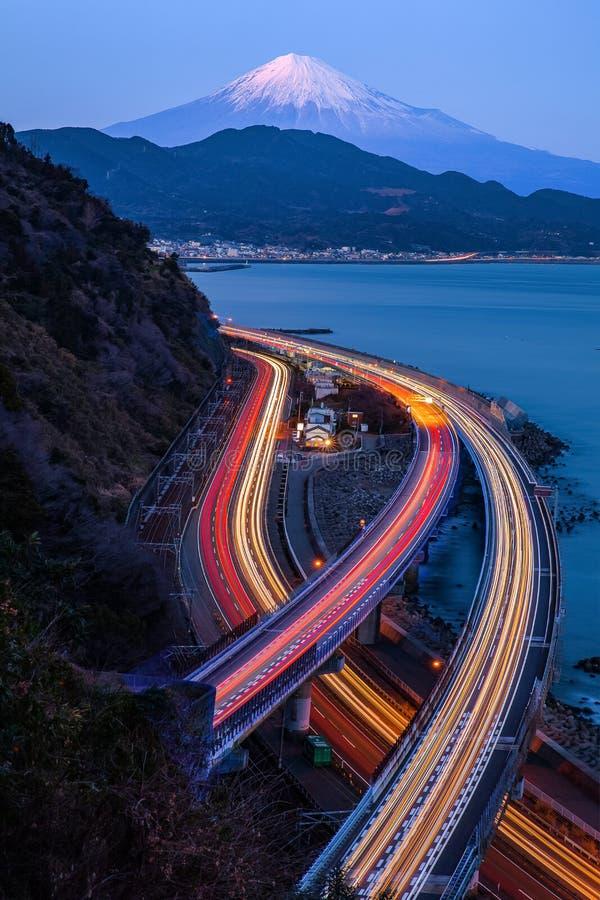 Montagna Fuji fotografia stock