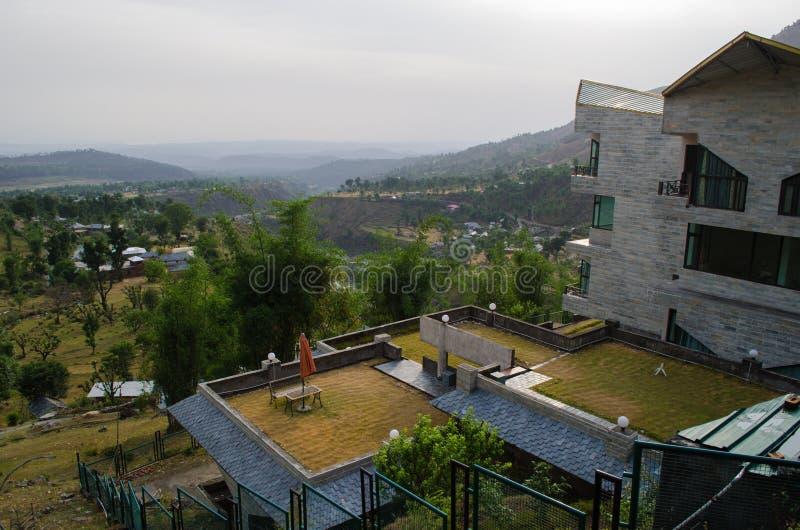 Montagna Himachal Pradesh domestico India immagini stock