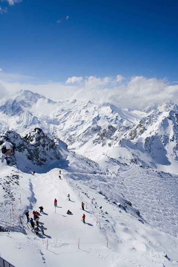 Montagne 3 fotografie stock