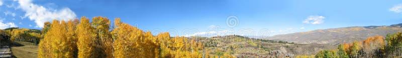 Montagne 5 del Colorado immagine stock libera da diritti