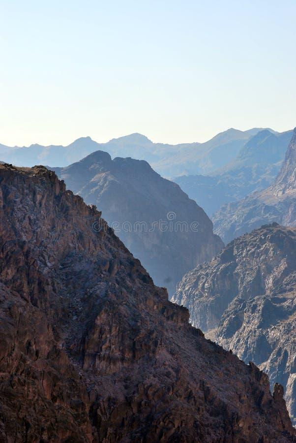 Montagne in Arizona immagine stock libera da diritti