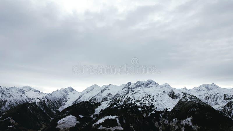 Montagne Austria fotografia stock libera da diritti