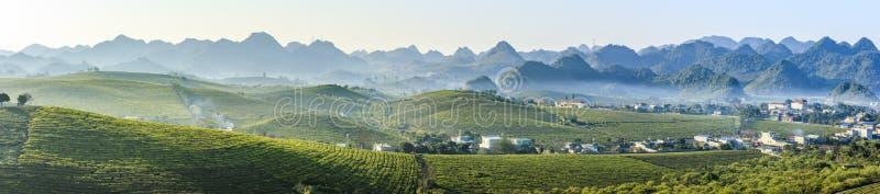 Montagne chez le Vietnam du Nord images stock