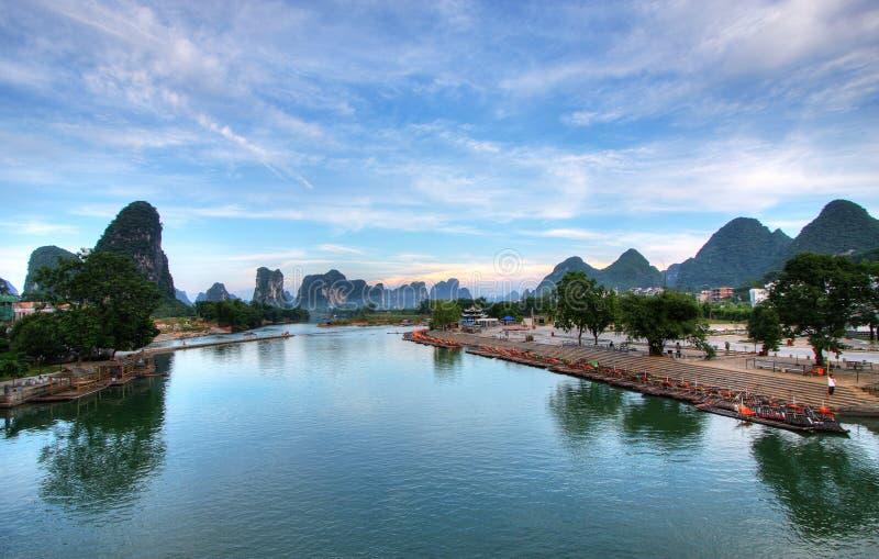 Download Montagne d'horizontal image stock. Image du asiatique - 8661331