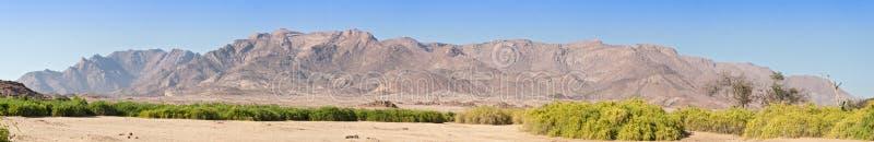 Montagne de Brandberg photos libres de droits