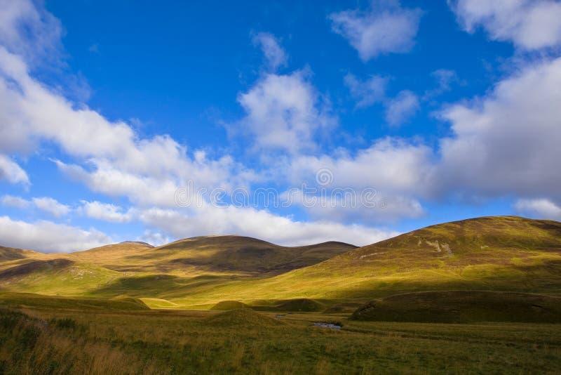 Montagne de Cairngorm images libres de droits