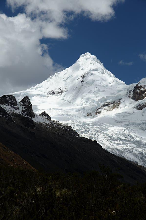 Montagne de Cordillères images stock